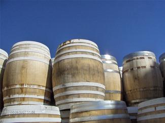 Imagen de Barricas Acabados con Barniz 96x70 225 litros