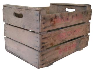 Imagen de Caja de Madera Usada 35.5 x 50 x 31 centímetros Ref.CMU503531