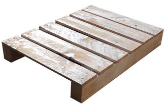 Imagen de Palet Tipo 2 para Muebles Blanco 80 x 60 Ref.PWWhite8060