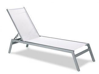 Imagen de Tumbona Estructura de Aluminio Modelo 803